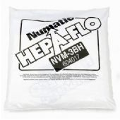 Numatic NVM-3BH HEPA-FLO Filter Bags - 10 Pack (604017)